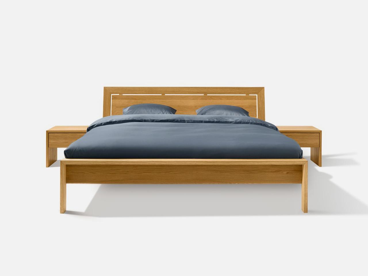 massives holzbett wien. Black Bedroom Furniture Sets. Home Design Ideas