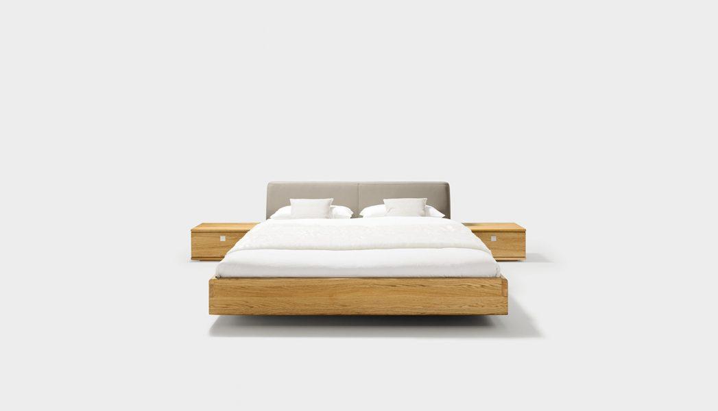 team 7 bett team 7 valore bett aus naturholz mit sprossen. Black Bedroom Furniture Sets. Home Design Ideas