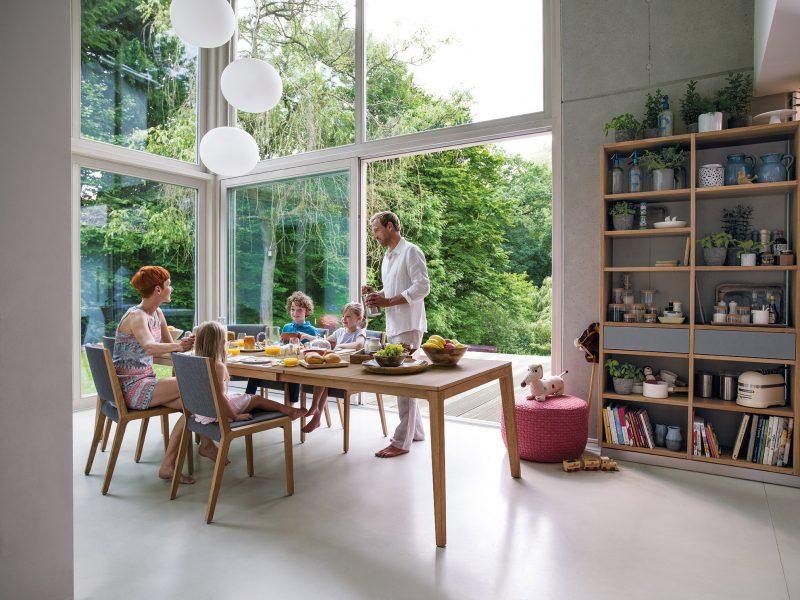 team 7 mylon tisch wien. Black Bedroom Furniture Sets. Home Design Ideas