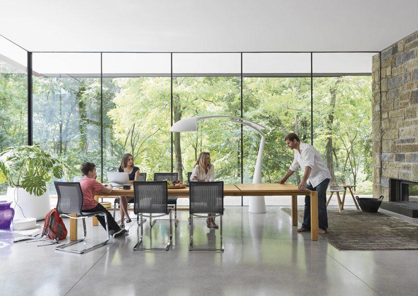 team 7 magnum tisch wien. Black Bedroom Furniture Sets. Home Design Ideas