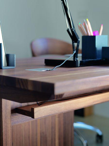 team 7 atelier schreibtisch wien. Black Bedroom Furniture Sets. Home Design Ideas