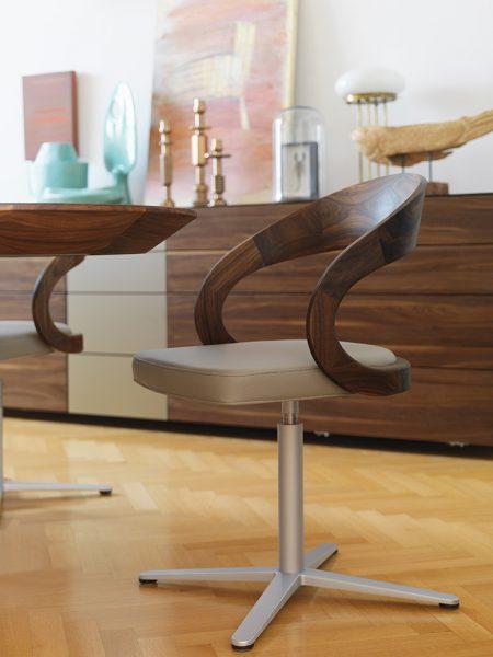 team 7 girado tisch wien. Black Bedroom Furniture Sets. Home Design Ideas