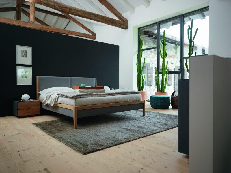Massivholz Schlafzimmer Wien