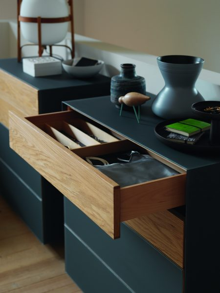 team 7 cubus pure schlafzimmer beim bel wien. Black Bedroom Furniture Sets. Home Design Ideas