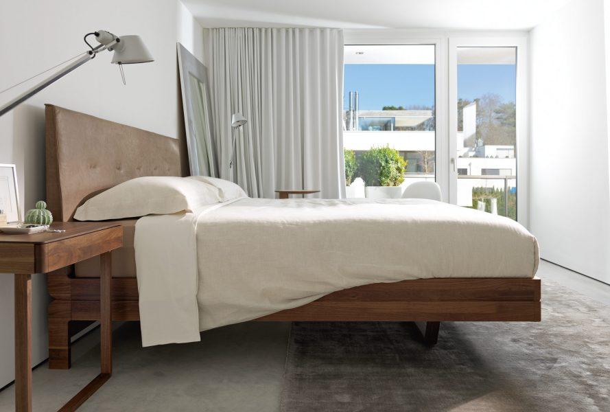 team 7 float bett wien. Black Bedroom Furniture Sets. Home Design Ideas